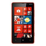 Nokia Lumia 820 Rouge