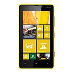 Nokia Lumia 820 Jaune