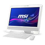 MSI Wind Top AE2051-014 Blanc