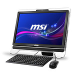 MSI Wind Top AE2051-023 Noir