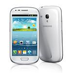 Samsung Galaxy SIII Mini GT-i8190 Marble White 8 Go