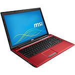 MSI CX61 0NE-211FR Rouge