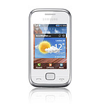Samsung Player Mini 2 GT-C3310 Blanc