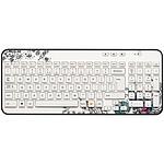 Logitech Wireless Keyboard K360 (Floral Foray)