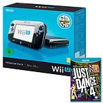 Nintendo Wii U 32 Go Premium Pack + Nintendo Land + Just Dance 4