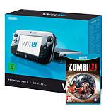 Nintendo Wii U 32 Go Premium Pack + Zombie U