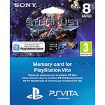 Sony Carte mémoire 8 Go + Super Stardust Delta (PS Vita)