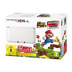 Nintendo 3DS XL Blanche + Super Mario 3D Land