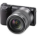 Sony NEX-5RK Noir + Objectif 18-55 mm