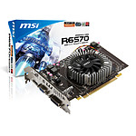 MSI R6570-MD2GD3 2 Go