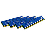 Kingston HyperX 8 Go (4 x 2 Go) DDR3 1866 MHz CL9