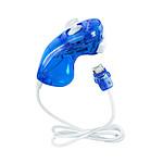 PDP Rock Candy Wii Control Stick Bleu (Wii/Wii U)