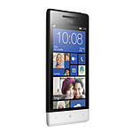 HTC Windows Phone 8S Noir