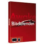 Bitdefender Antivirus Plus 2013 - Licence 1 an 5 postes