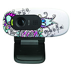 Logitech HD Webcam C270 (Floral Foray)