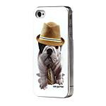 Téo Jasmin Coque Téo Giorgio pour iPhone 4/4S