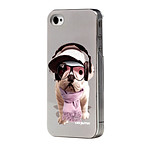 Téo Jasmin Coque Téo Groove pour iPhone 4/4S