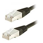 Câble RJ45 catégorie 6 S/FTP 10 m (Noir)