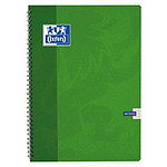 Oxford Notebook A4 Reliure Intégrale 100 pages quadrillées 5 x 5