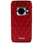 Vivitar DVR 584HD Rouge