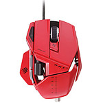 Mad Catz R.A.T. 5 Gloss Red