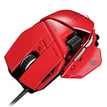 Mad Catz R.A.T. 7 Gloss Red