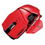 Mad Catz R.A.T. 9 Gloss Red