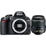Nikon D3100 + Objectif  AF-S DX NIKKOR 18-55mm f/3.5-5.6GII ED