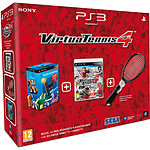 Virtua Tennis 4 + PlayStation Move + Raquette (PS3)