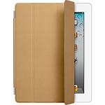Apple iPad Smart Cover Cuir Brun (MD302ZM/A)