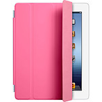 Apple iPad Smart Cover Polyuréthane Rose