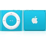 Apple iPod Shuffle 2 Go Bleu