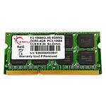 G.Skill SODIMM 4 Go DDR3 1600 MHz