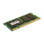 Crucial SO-DIMM 2 Go DDR2 800 MHz CL6