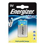 Energizer HighTech 9V (à l'unité)