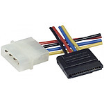 Câble d'alimentation Molex pour appareil SATA