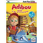 Adibou 6/7 ans Joue à Lire et à Compter (PC)