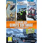 Pack Giants : Demolition Company + Farming Simulator 2011 + Ski Region Simulator 2012 (PC)