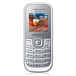Samsung E1202 Duos Blanc