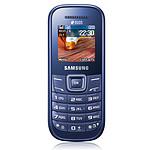 Samsung E1202 Duos Bleu
