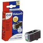 Pelikan cartouche compatible PGI-525BK (Noir)