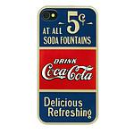 Coca Cola Old 5 Cents pour iPhone 4/4S
