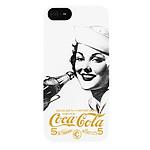 Coca Cola Golden Beauty pour iPhone 5