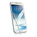 Samsung Galaxy Note II 4G GT-N7105 Marble White 16 Go