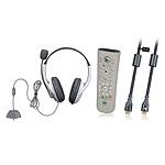 Playfect Interactive Kit Pro Blanc (Xbox 360)