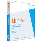 Microsoft Office Famille et Petite Entreprise 2013