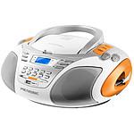 Metronic Radio CD-MP3 Sport White