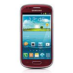 Samsung Galaxy SIII Mini GT-i8190 Red Garnet 8 Go