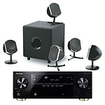 Pioneer VSX-922 + Focal Little Bird Pack 5.1 Noir