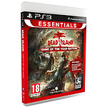 Dead Island GOTY - Essentials Collection (PS3)